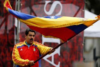 رئیسجمهور ونزوئلا به روسیه میرود