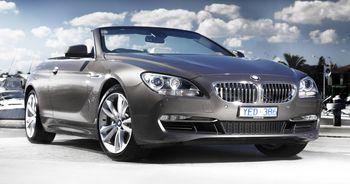 انتشار تصاویر جدید ترین مدل خودرو BMW