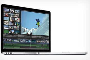 اپل مک بوک پرو را به روز رسانی کرد