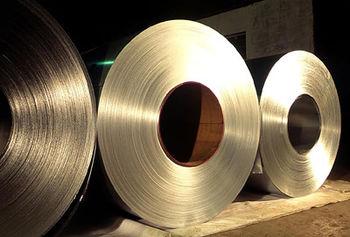 تولید ورق فولادی با ضخامت کم و استحکام زیاد