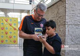 نامگذاری« برانکو» بر روی کودک ایرانی ! +عکس
