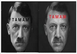 تظاهرات میلیونی علیه اردوغان در توییتر! + عکس و فیلم