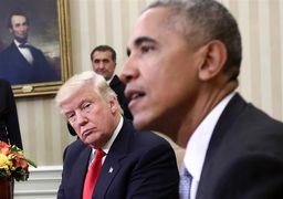 واکنش ترامپ به انتقادهای اوباما درباره عملکردش در مواجهه با کرونا