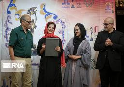 گزارش تصویری تقدیر از نامزدهای بیست و یکمین جشن بزرگ سینمای ایران
