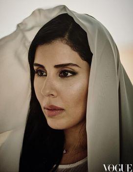 انتقاد از تصویر دختر ملک عبدالله در مجله ووگ+عکس