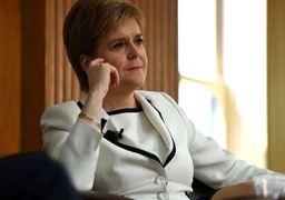 بوریس جانسون: وزیر اول اسکاتلند نباید در کنفرانس تغییر اقلیم حضور داشته باشد