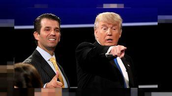 ادعای پسر ترامپ درباره فساد در اف بی آی