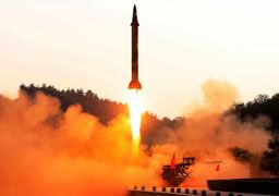 موشک بالستیک کره شمالی در ژاپن فرود آمد