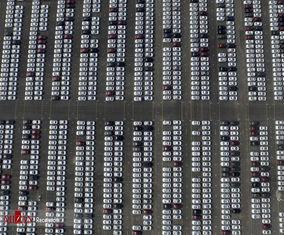 تصاویر نظم در هوایی از چین