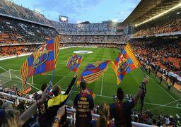 کاپیتان های بارسلونا در گذر زمان +عکس