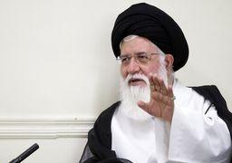 حمله تند علمالهدی به روحانی/  اروپا علیه ما بیانیه میدهد، رئیسجمهور ما با آنها بگو بخند راه میاندازد