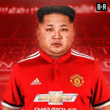 رابطه عجیب تیم فوتبال انگلیسی با رهبر کره شمالی ! +عکس