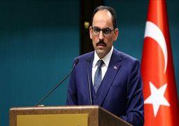 ترکیه: ارسال ادوات نظامی به سوریه ادامه مییابد