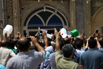 شوری آب خرمشهر و آبادان ربطی به سد گتوند ندارد