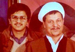 عکس دهه شصتی از عبدالناصر همتی و آیتالله هاشمی رفسنجانی