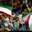 نارضایتی تماشاگران جام جهانی به دلیل حذف ایران