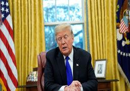 ترامپ از کمک میلیارد دلاری به اسرائیل پرده برداشت
