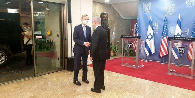 هوک: با اسرائیل درباره ایران اتفاق نظر داریم/ نتانیاهو: تحریمها را بیشتر کنید