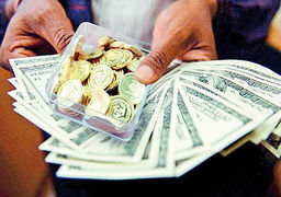 آخرین قیمت دلار، سکه و طلا امروز سهشنبه ۹۸/۰۴/۰۱ | شیب تند مدار صعودی نرخها