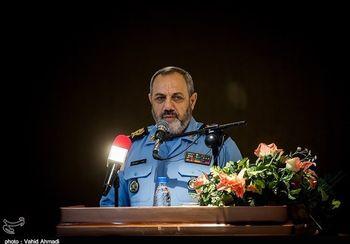 خاطره فرمانده نیروی هوایی ارتش از شب شهادت حاجقاسم