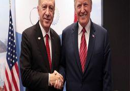 توافق ترامپ و اردوغان درباره خروج نیروهای آمریکا از سوریه