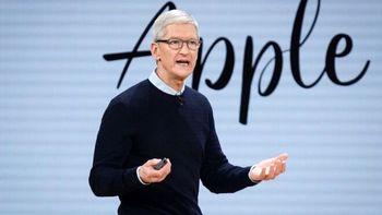 واکنش اپل به اعتراضات آمریکا