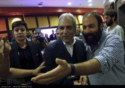 رپورتاژ آگهی مفصل مهران مدیری برای خودش!