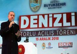 تاکید اردوغان بر تداوم عملیات نظامی در عراق