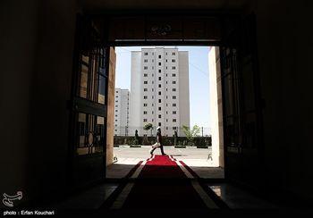 افتتاح مشروط مسکن مهر پردیس