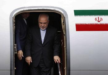 ظریف حامل پیام ایران به عربستان است