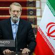 لاریجانی:جواب توئیت های دشمن را با وفاق بدهیم