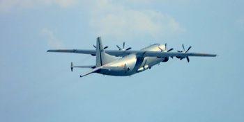 تقابل جنگندههای «اف-16» تایوان با هواپیمای نظامی چین