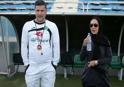 موضع مشترک فوتبالی علی دایی و نیکی کریمی