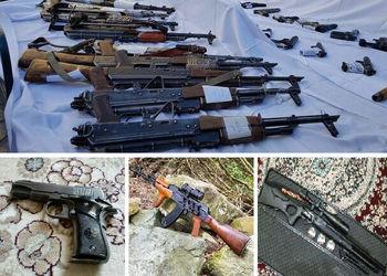 تهیه اسلحه در شهر های مرزی ایران در کمتر از نیم ساعت!