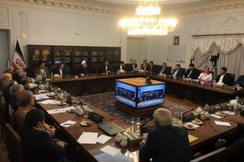 روحانی: قدم اول تخلیه سریع آب از شهرهاست / حفظ جان مردم اولویت ما است