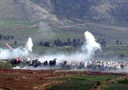 درگیری نظامی در جنوب لبنان/تلآویو: پایگاههای نظامی اسرائیل در مرز لبنان هدف حمله قرار گرفت
