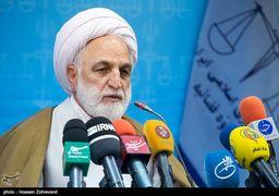 توضیح سخنگوی قوه قضائیه در مورد آخرین وضعیت پرونده احمدی نژاد
