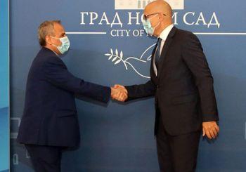 آغاز رابطه تجاری صربستان و ایران