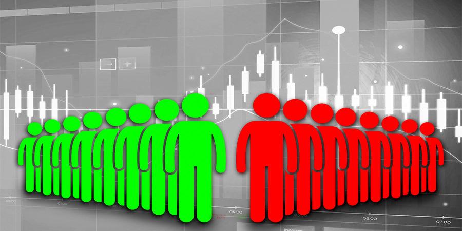 نقشه بورس امروز/ سبزها و قرمزهای بازار چهارشنبه
