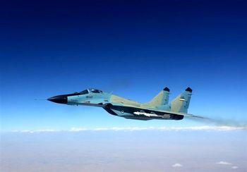 میگ ۲۹ ارتش ایران در چه نقطهای سقوط کرد؟