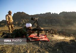 خدمت سربازی طلاب حوزه علمیه + عکس