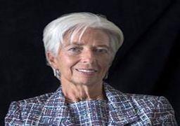 بیانیه «کریستین لاگارد» درباره دیدار با «حسن روحانی»