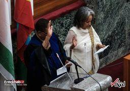 «سهلی ورق زودی» تنها رئیسجمهور زن در قاره آفریقا