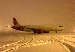 تغییر مسیر برخی پروازهای فرودگاه امام خمینی (ره) به اصفهان