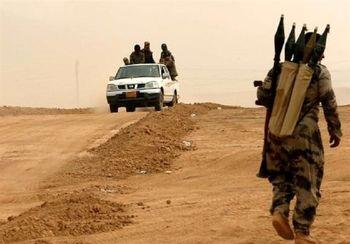 داعش به یک میدان نفتی حمله کرد
