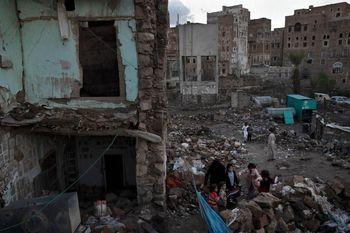 آمریکا از دست داشتن در جنایت یمن شانه خالی کرد
