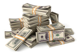 دلار ۲۰۰ تومان ارزان  تر شد/قیمت ارز در صرافی ملی امروز ۹۷/۱۲/۰۷
