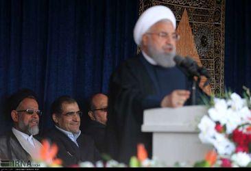 حسن روحانی در تبریز