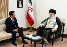 نخستوزیر ژاپن، با رهبر انقلاب اسلامی دیدار و گفتوگو کرد