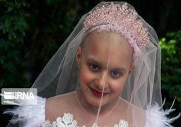 گزارش تصویری عروس صورتی در اهواز